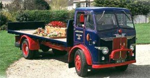 Vintage Lorry Funerals