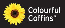Click for more Colourful Coffins
