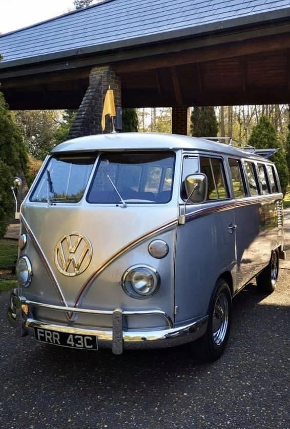 Volkswagen Camper Funerals