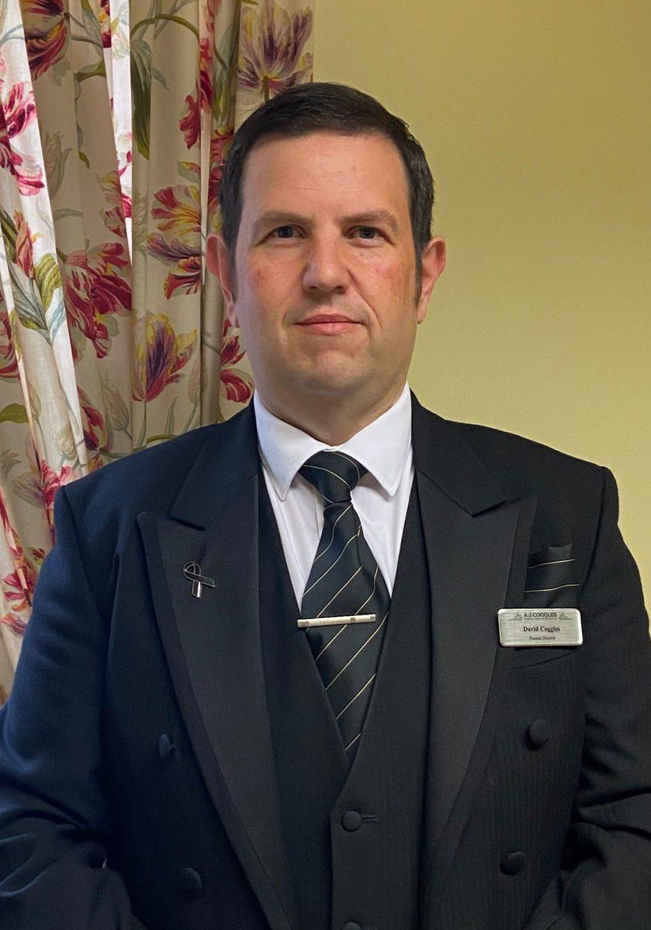 David Coggles - Head Funeral Director