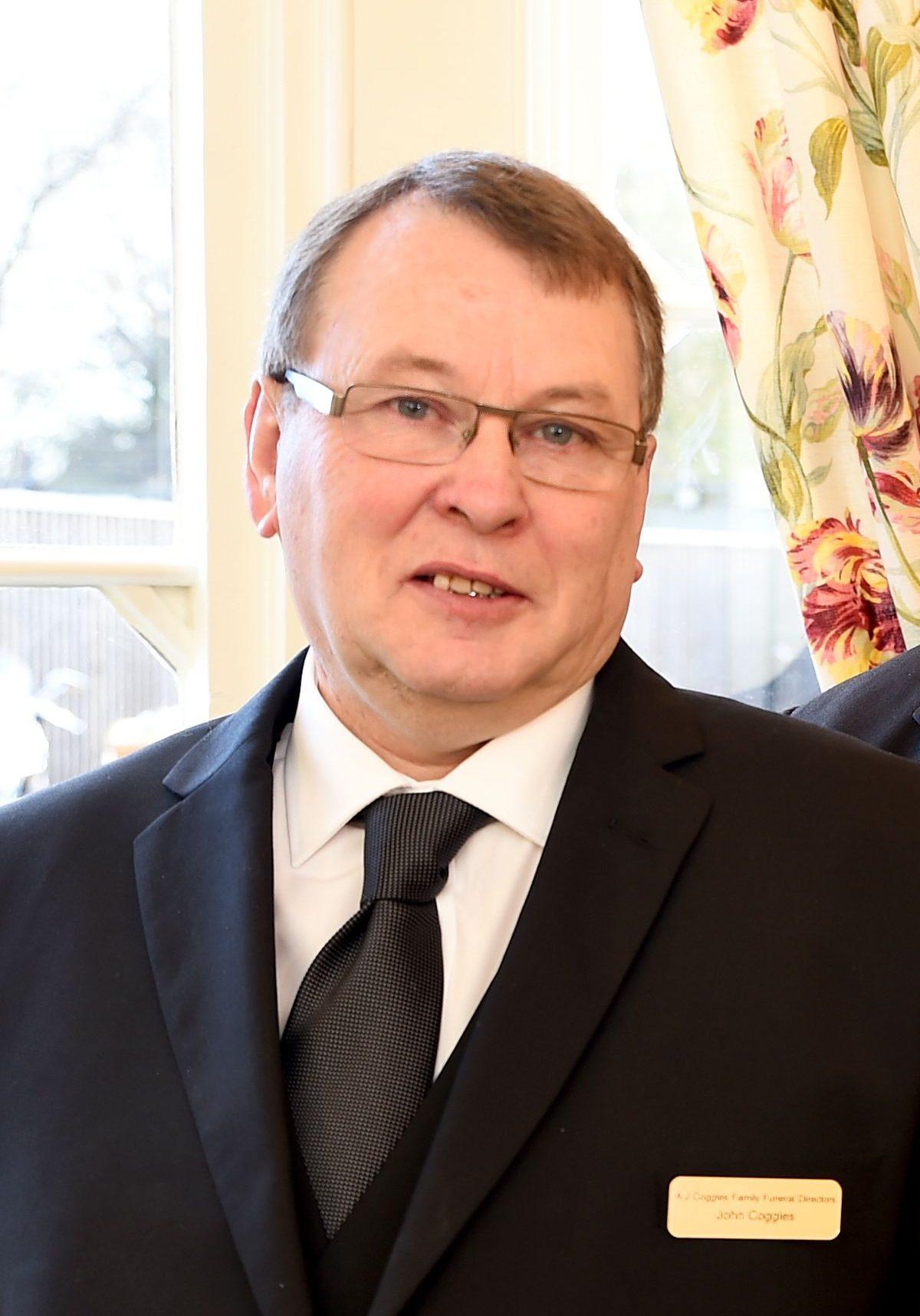 John Coggles - Owner Funeral Director
