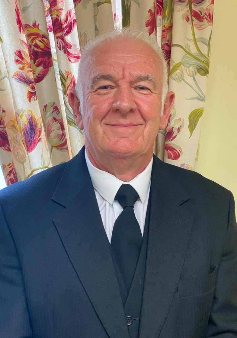 John O'Connell - Funeral Operative