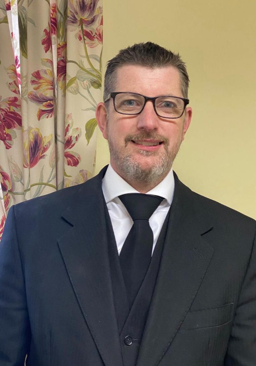Steve Dumbleton - Funeral Director